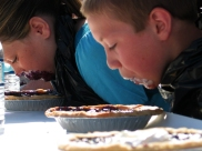 Stand By Me pie eating contest
